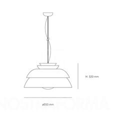 Concert jorn utzon suspension pendant light  nemo lighting 74003505  design signed nedgis 66325 thumb