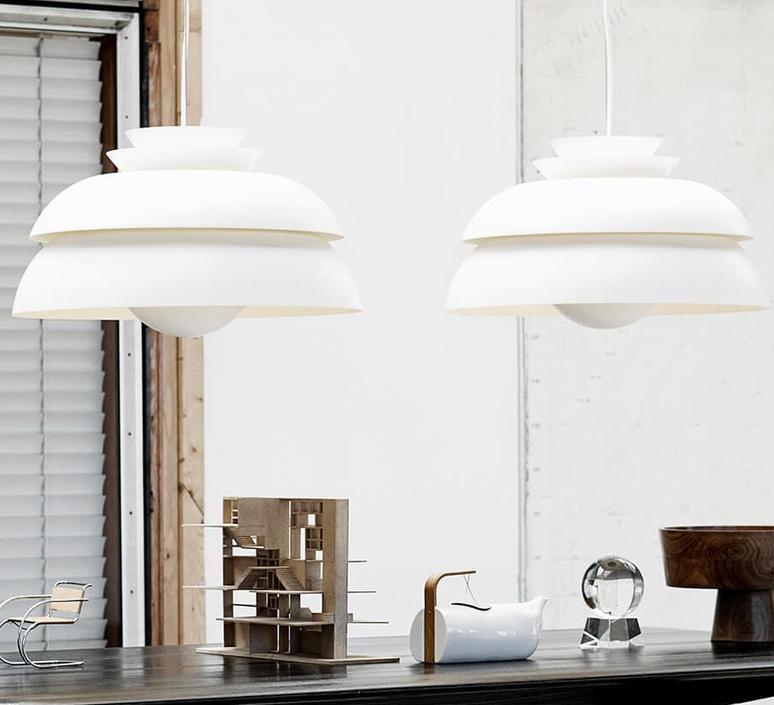 Concert jorn utzon suspension pendant light  nemo lighting 74003505  design signed nedgis 66326 product