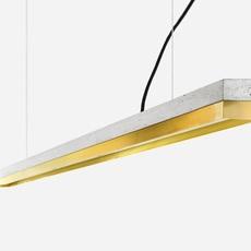 Concrete brass long stefan gant suspension pendant light  gantlights  c3 hg ms dc  design signed nedgis 119627 thumb