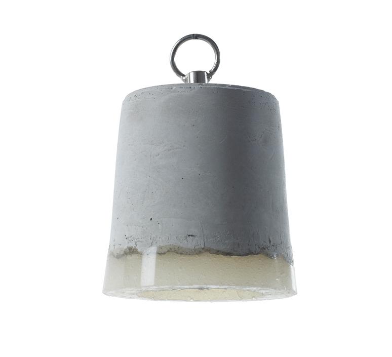 Concrete renate vos suspension pendant light  serax b7212509  design signed 59936 product