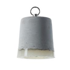 Concrete renate vos suspension pendant light  serax b7212509  design signed 59936 thumb