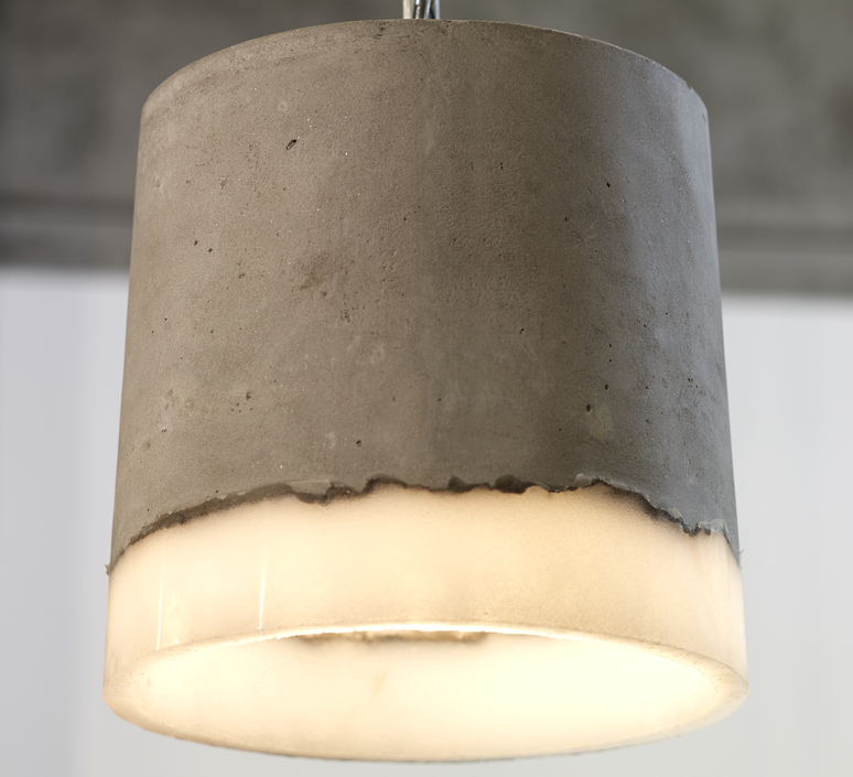 Concrete renate vos suspension pendant light  serax b7212510a  design signed 59946 product