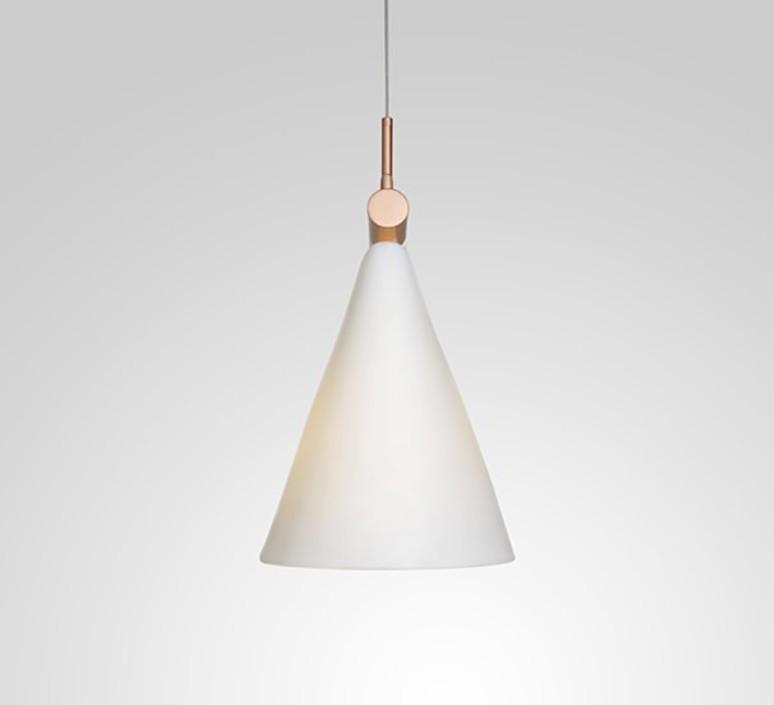 Cone light s1 werner aisslinger suspension pendant light  b lux 739311   design signed 39453 product