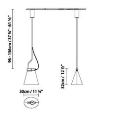 Cone light s1 werner aisslinger suspension pendant light  b lux 739311   design signed 39454 thumb
