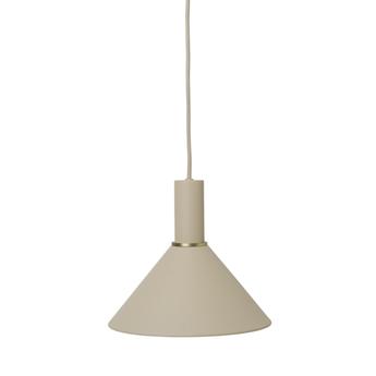 Suspension cone shade cachemire o25cm h27cm ferm living normal