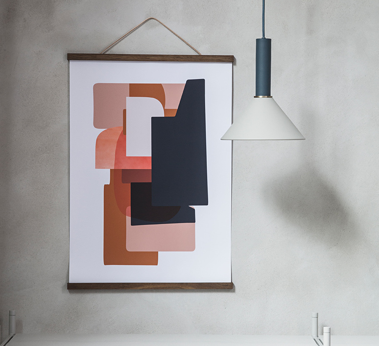 Cone shade   suspension pendant light  ferm living 5117 5118  design signed 36784 product