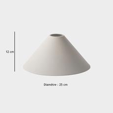 Cone shade   suspension pendant light  ferm living 5117 5118  design signed 36787 thumb