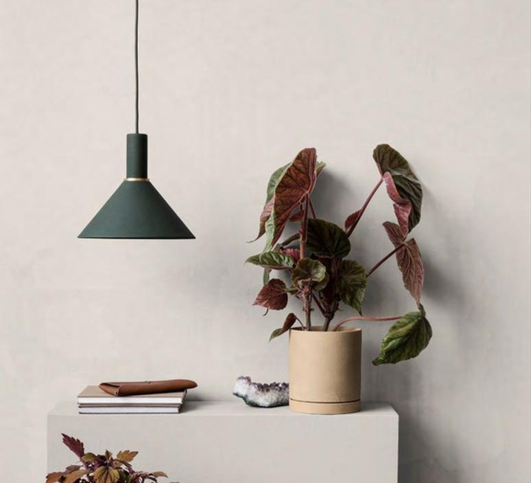 Cone shade   suspension pendant light  ferm living 5129 5135  design signed 36788 product
