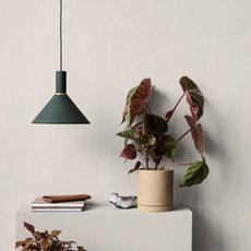 Cone shade   suspension pendant light  ferm living 5129 5135  design signed 36788 thumb