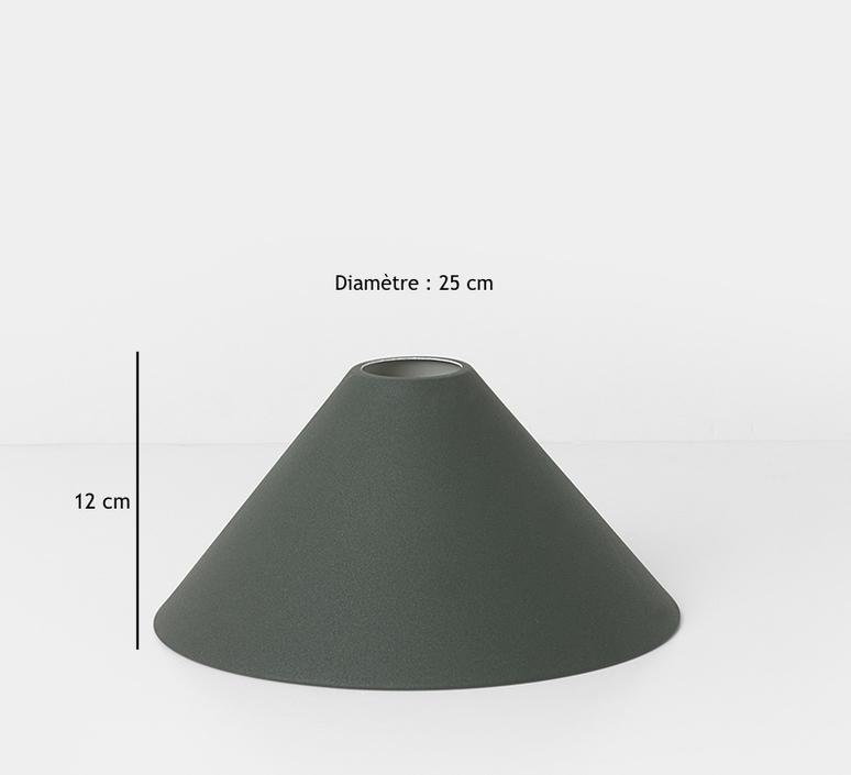 Cone shade   suspension pendant light  ferm living 5129 5135  design signed 36790 product