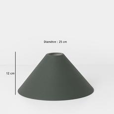 Cone shade   suspension pendant light  ferm living 5129 5135  design signed 36790 thumb