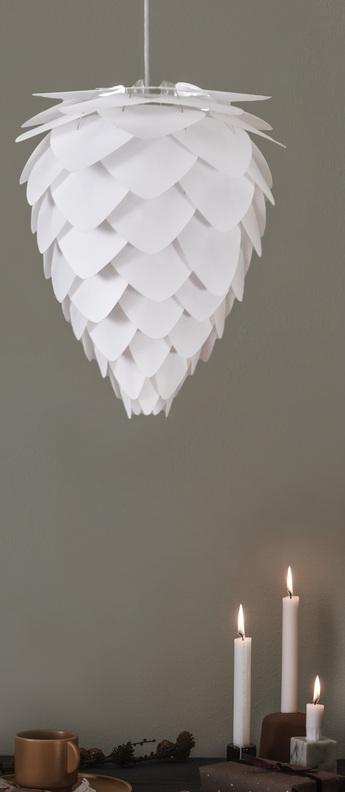 Suspension conia mini blanc h36cm o30cm vita copenhagen normal