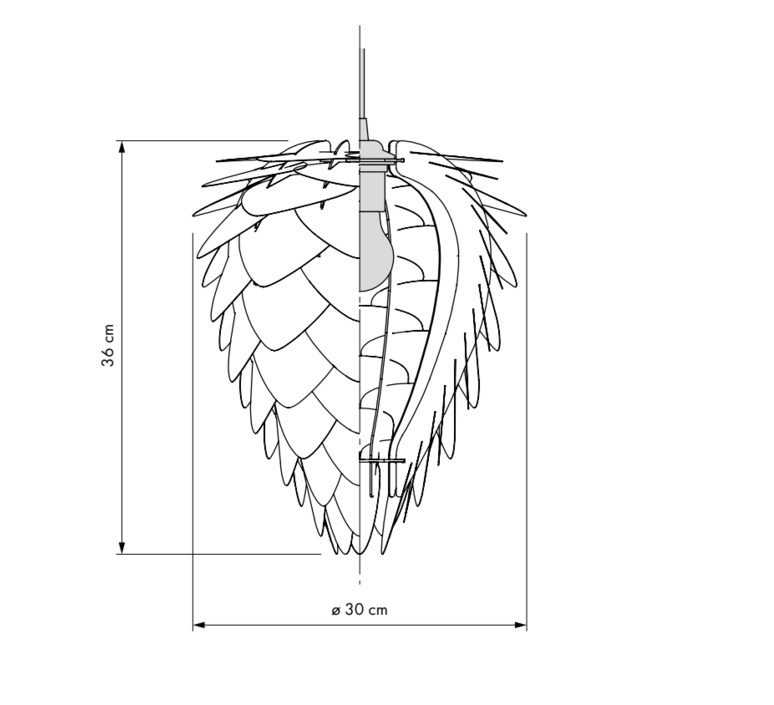 Conia mini soren ravn christensen suspension pendant light  umage 5710302020969  design signed 75812 product