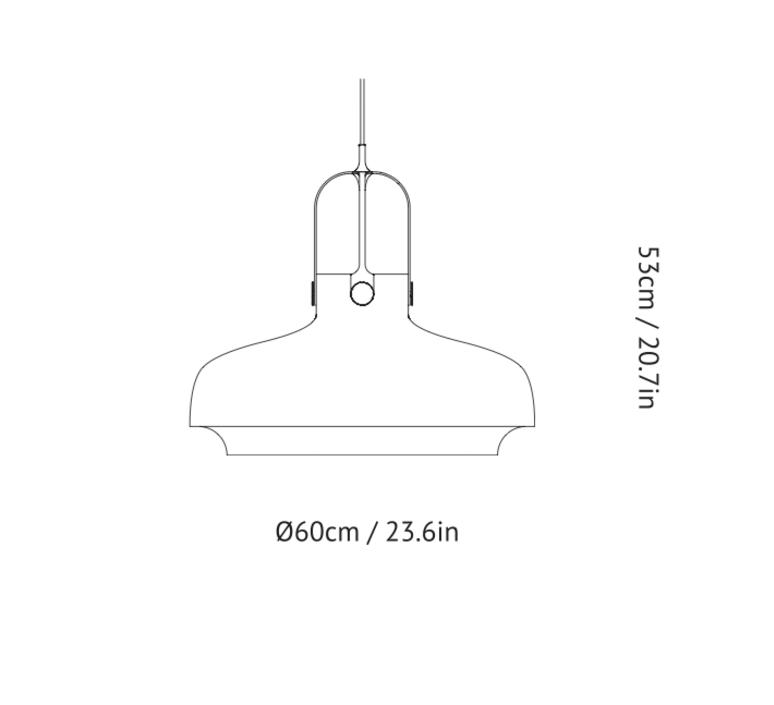 Copenhagen pendant sc8 space copenhagen andtradition 20951394 luminaire lighting design signed 28947 product