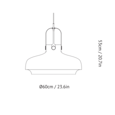 Copenhagen pendant sc8 space copenhagen andtradition 20951394 luminaire lighting design signed 28947 thumb
