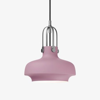 Suspension copenhagen sc6 rose o20cm h25cm andtradition normal