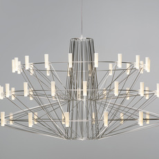 Coppelia small arihiro miyake suspension pendant light  moooi molcos s a  design signed 57079 thumb