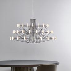 Coppelia small arihiro miyake suspension pendant light  moooi molcos s a  design signed 57083 thumb