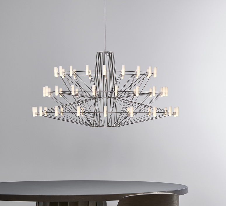 Coppelia small cable 10m  arihiro miyake suspension pendant light  moooi molcos10s a  design signed 57086 product