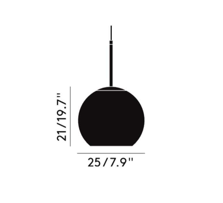 Copper round tom dixon suspension pendant light  tom dixon mss02rbkeu  design signed 74276 product