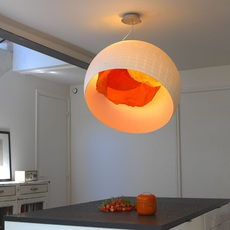 Coquille d oeuf celine wright celine wright coquille d oeuf mandarine luminaire lighting design signed 18324 thumb