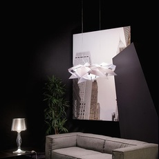 Cordoba studio slamp suspension pendant light  slamp crd95sos0000w 000  design signed nedgis 78315 thumb