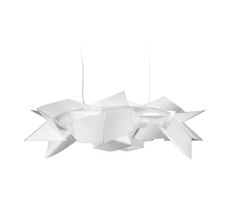 Cordoba studio slamp suspension pendant light  slamp crd95sos0000w 000  design signed nedgis 78319 product