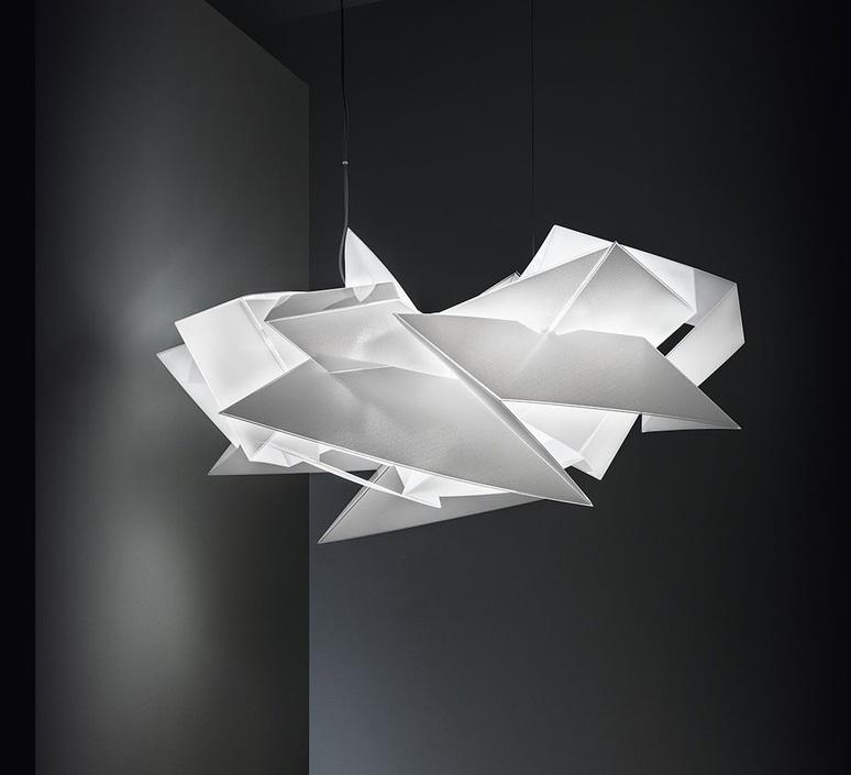 Cordoba studio slamp suspension pendant light  slamp crd95sos0000w 000  design signed nedgis 78320 product