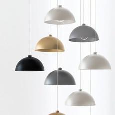 Coupole  suspension pendant light  nemo lighting alb edd 53  design signed nedgis 69298 thumb