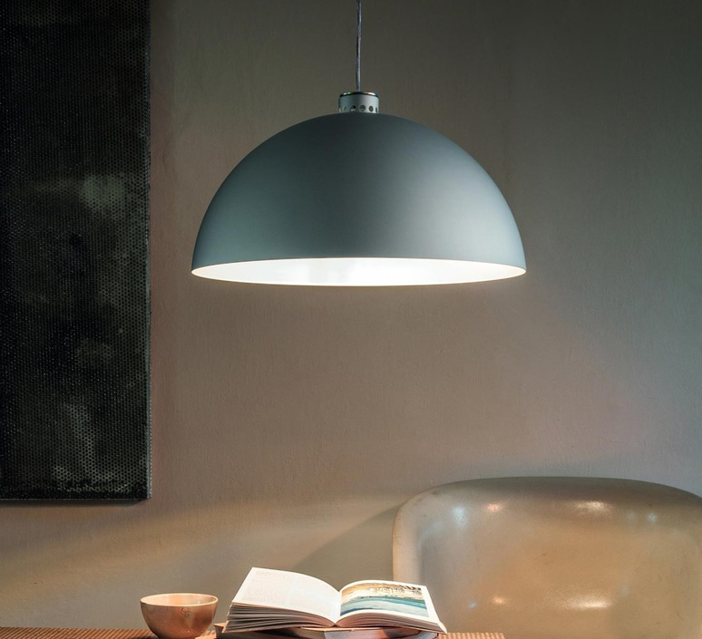 Coupole  suspension pendant light  nemo lighting alb edd 53  design signed nedgis 69300 product