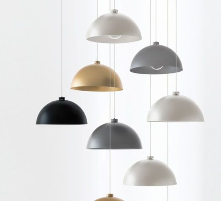Coupole f albini suspension pendant light  nemo lighting alb eww 53  design signed nedgis 69303 product