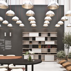 Coupole f albini suspension pendant light  nemo lighting alb eww 53  design signed nedgis 69343 thumb