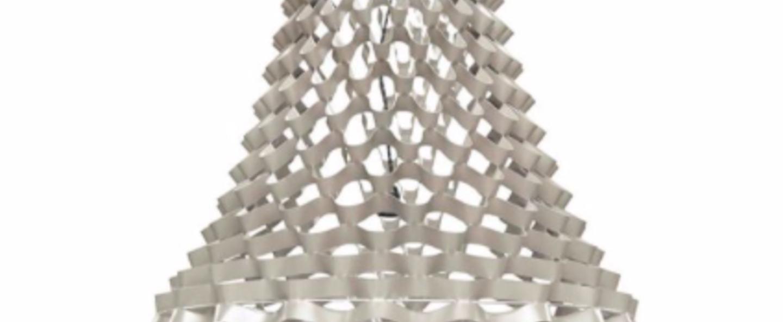 Suspension crown large argent o135cm h225cm jspr normal