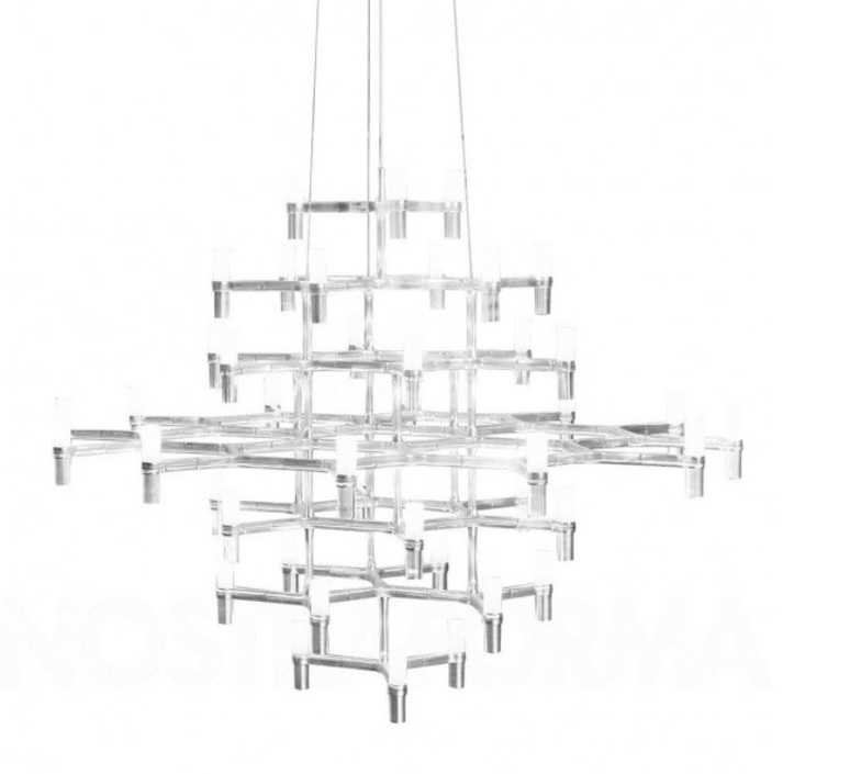 Crown magnum jehs laub suspension pendant light  nemo lighting cro hlw 5a  design signed 58573 product