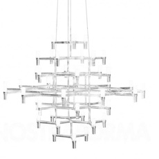 Crown magnum jehs laub suspension pendant light  nemo lighting cro hlw 5a  design signed 58573 thumb
