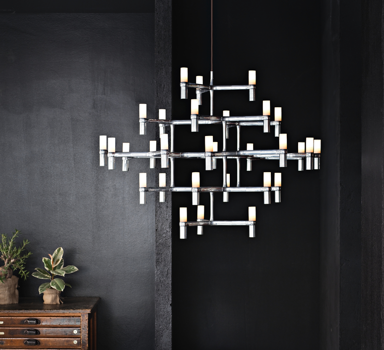 Crown major jehs laub suspension pendant light  nemo lighting cro hlt 52  design signed 58580 product