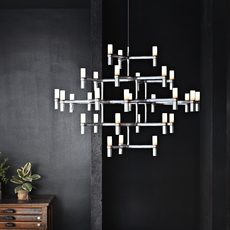 Crown major jehs laub suspension pendant light  nemo lighting cro hlt 52  design signed 58580 thumb