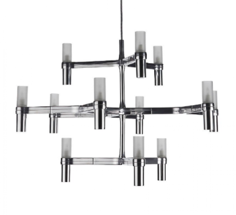 Crown minor jehs laub suspension pendant light  nemo lighting cro hlt 51  design signed 58600 product