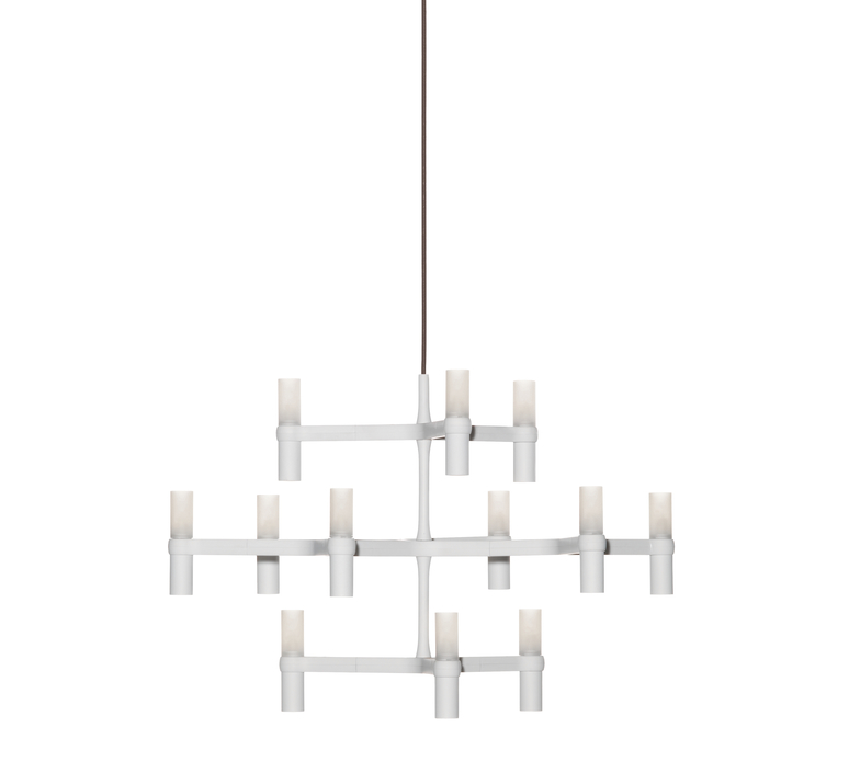 Crown minor jehs laub suspension pendant light  nemo lighting cro hwt 51  design signed 58606 product