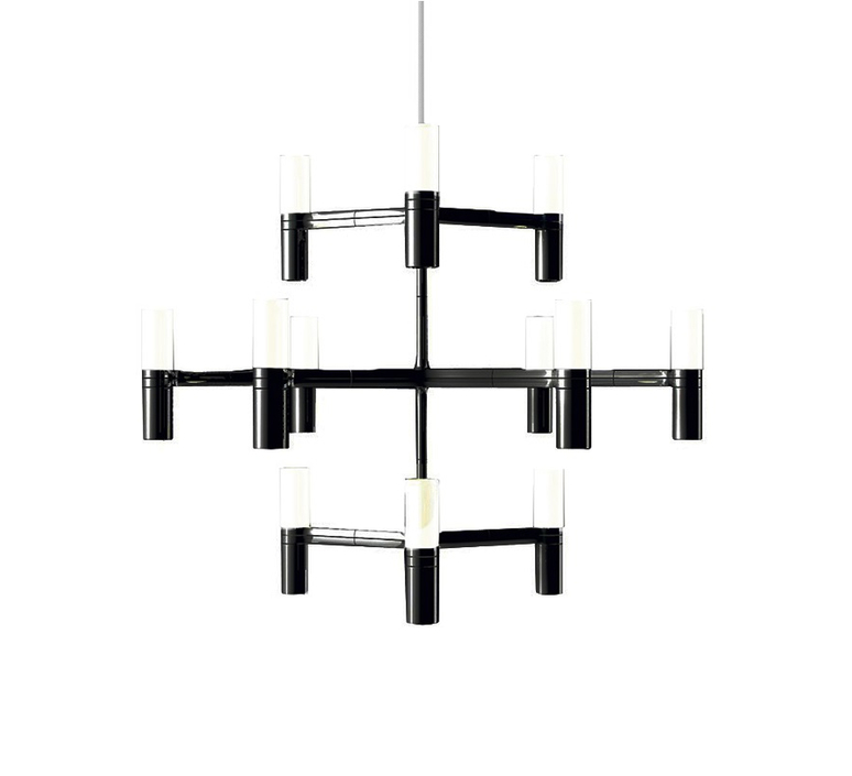 Crown minor jehs laub suspension pendant light  nemo lighting cro hnt 51  design signed 58612 product