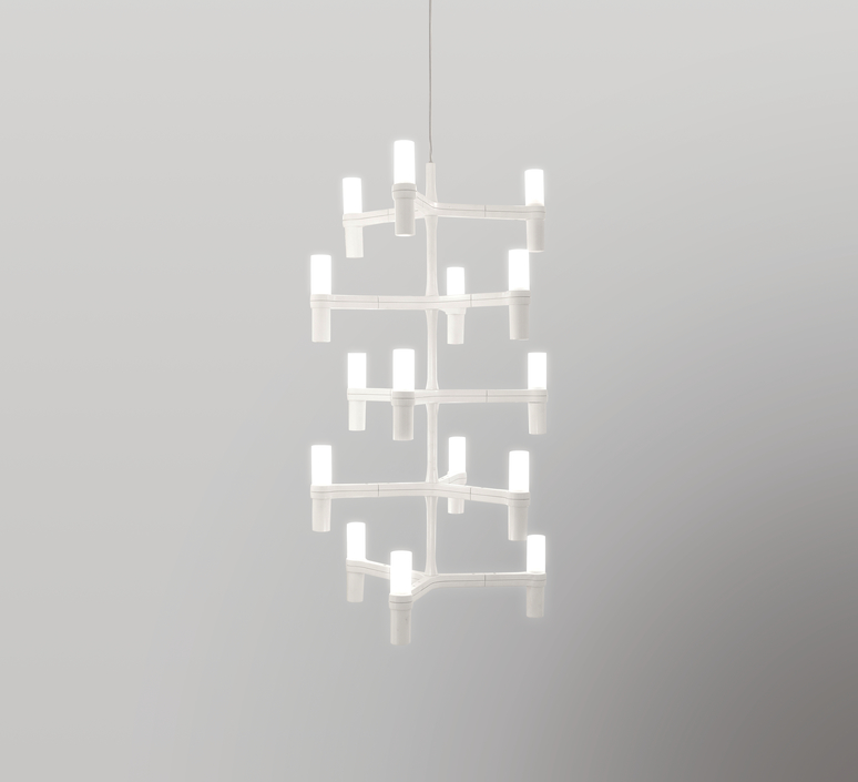 Crown multi jehs laub suspension pendant light  nemo lighting cro hww 58  design signed 58632 product