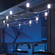 Crown plana jehs laub suspension pendant light  nemo lighting cro hlw 56  design signed 58644 thumb