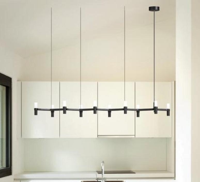 Crown plana linea jehs laub suspension pendant light  nemo lighting cro hnw 54  design signed 58650 product