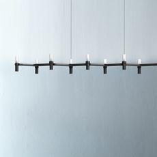 Crown plana linea jehs laub suspension pendant light  nemo lighting cro hnw 54  design signed 58651 thumb