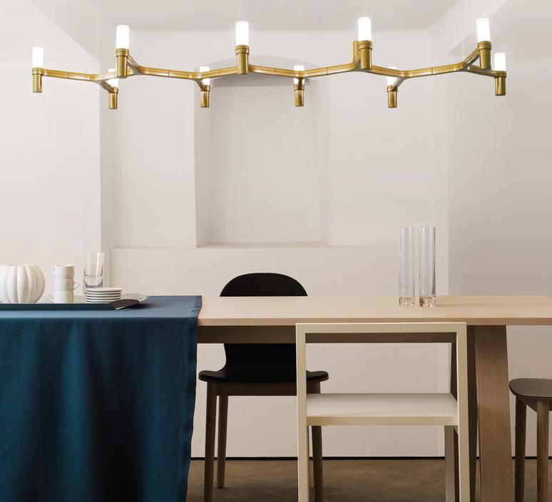 Crown plana linea jehs laub suspension pendant light  nemo lighting cro hgw 54  design signed 58658 product