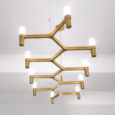 Crown plana linea jehs laub suspension pendant light  nemo lighting cro hgw 54  design signed 58659 thumb