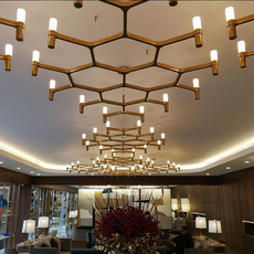 Crown plana mega jehs laub suspension pendant light  nemo lighting cro hgw 57  design signed 59300 thumb