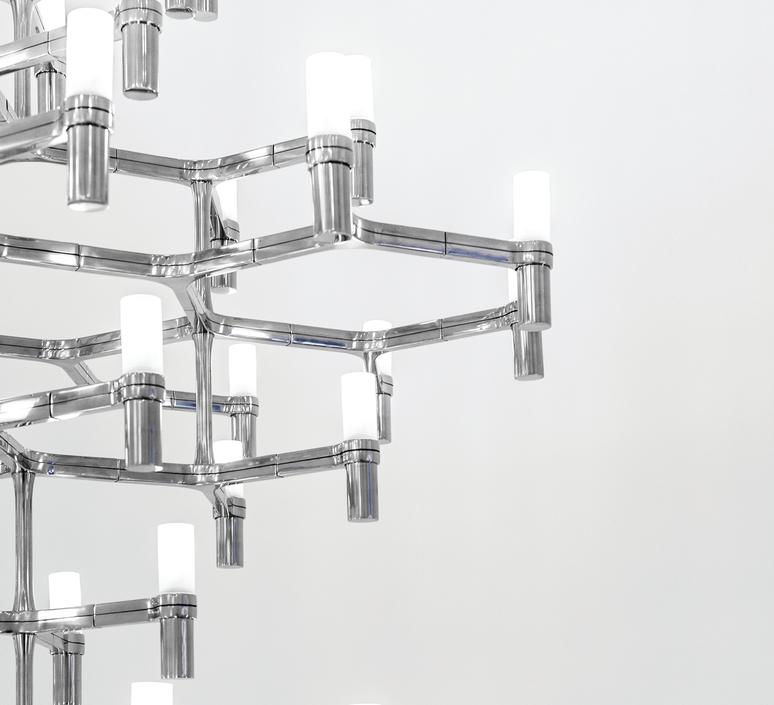 Crown summa jehs laub suspension pendant light  nemo lighting cro hlw 59  design signed 58691 product