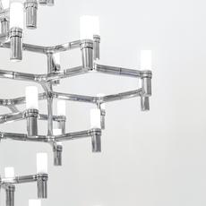 Crown summa jehs laub suspension pendant light  nemo lighting cro hlw 59  design signed 58691 thumb