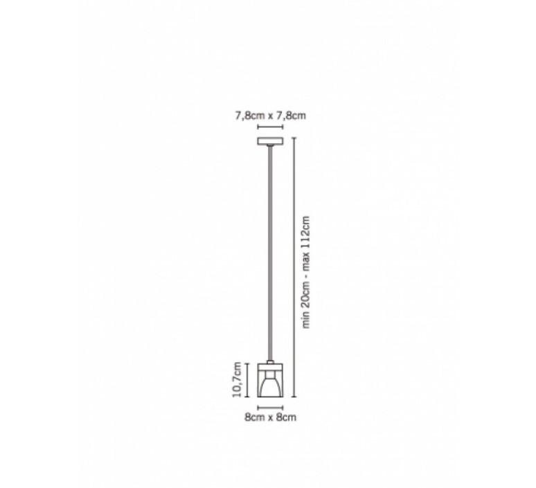 Cubetto d28 pamio design suspension pendant light  fabbian d28 a01 02  design signed 49554 product